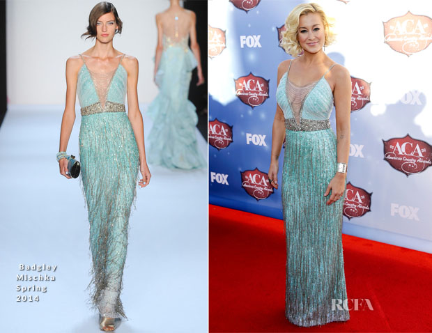Kellie Pickler In Badgley Mischka  - American Country Awards 2013