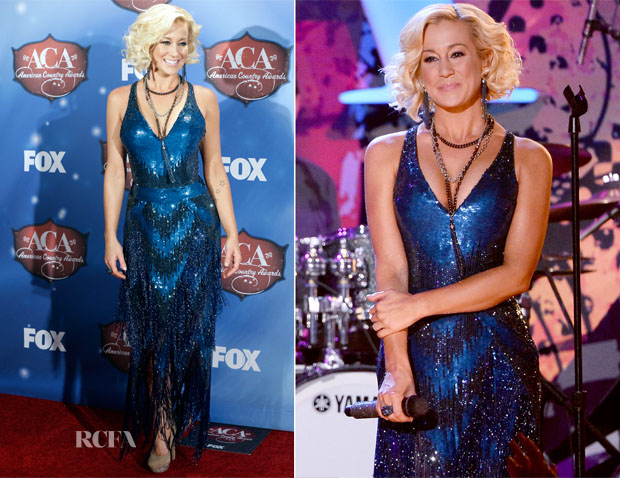 Kellie Pickler In Georges Chakra Couture - American Country Awards 2013