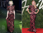 Lily Donaldson In Marc Jacobs - British Fashion Awards 2013