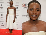 Lupita Nyong'o In Lanvin - 23rd Annual Gotham Independent Film Awards