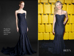 Maggie Grace In Pamella Roland - 8th Annual Charity: Ball Gala