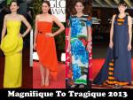 Magnifique To Tragique 2013 – Marion Cotillard