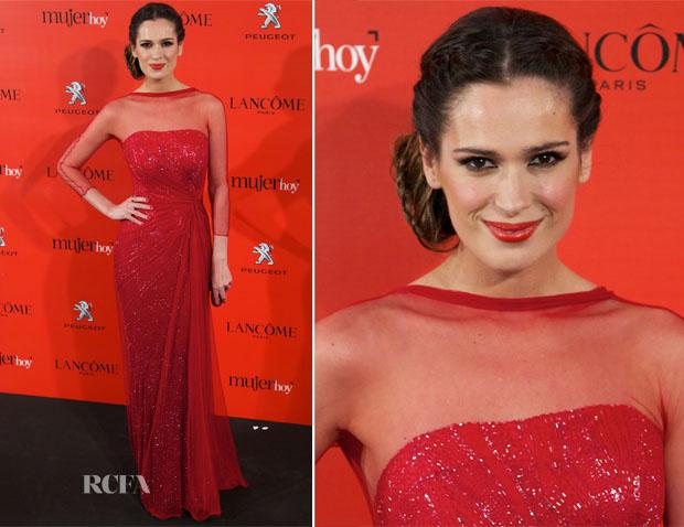 Mar Saura In Lorenzo Caprile - 'Mujer de Hoy' Awards 2013