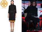 Michelle Obama's Tory Burch 'Felicity' Coat
