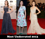Most Underrated 2013 – Emmy Rossum