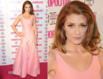 Nicola Roberts In Halston Heritage - Cosmopolitan Ultimate Women of the Year Awards
