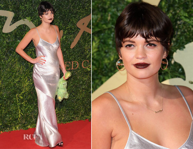 Pixie Geldof In Topshop - British Fashion Awards 2013