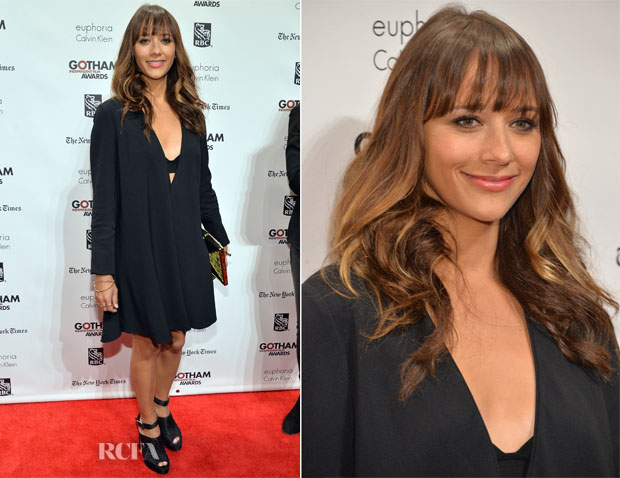 Rashida Jones In Proenza Schouler - 23rd Annual Gotham Independent Film Awards