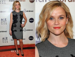 Reese Witherspoon In Diane von Furstenberg - March Of Dimes' Celebration Of Babies Hollywood Luncheon