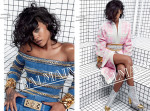 Rihanna for Balmain Spring 2014