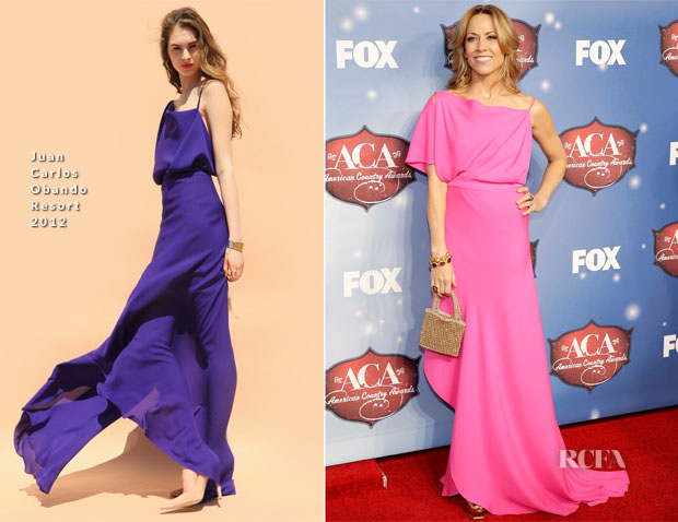 Sheryl Crow In Juan Carlos Obando - American Country Awards 2013