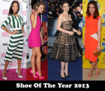 Shoe Of The Year 2013 - Casadei 'Blade' Pumps