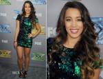 Sierra Deaton In Topshop - X Factor US Finale