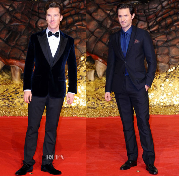 'The Hobbit The Desolation Of Smaug' Berlin Premiere Menswear Roundup