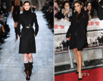 Victoria Beckham In Victoria Beckham - 'The Class Of 92' World Premiere