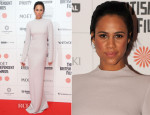Zawe Ashton In Sarah Baadarani - British Independent Film Awards 2013