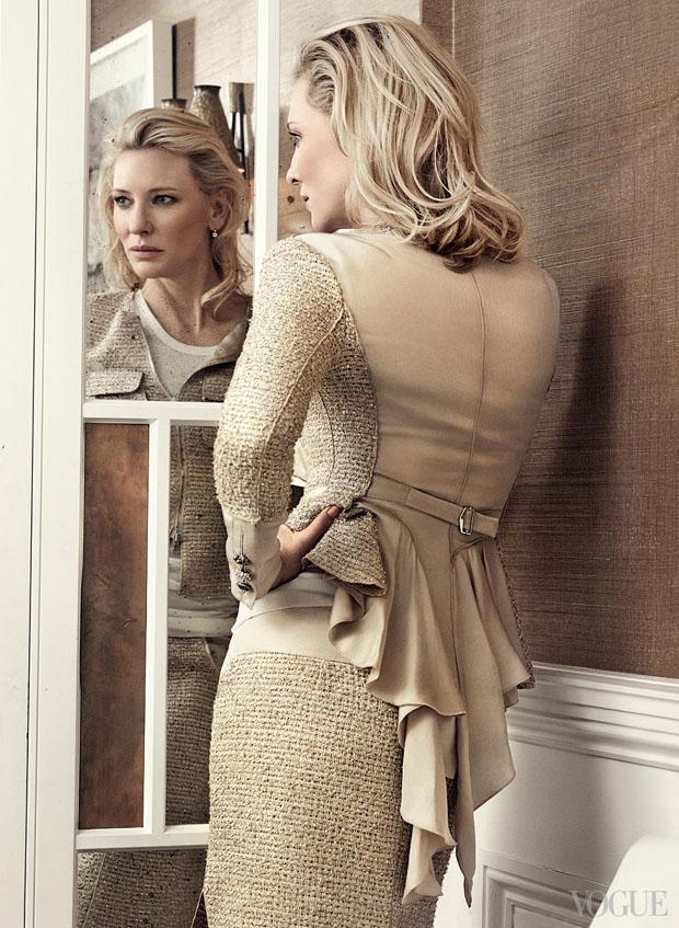 Nina Ricci suit