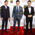 2014 Critics' Choice Movie Awards Menswear Roundup