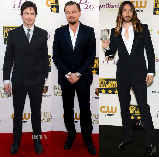 2014 Critics' Choice Movie Awards Menswear Roundup2