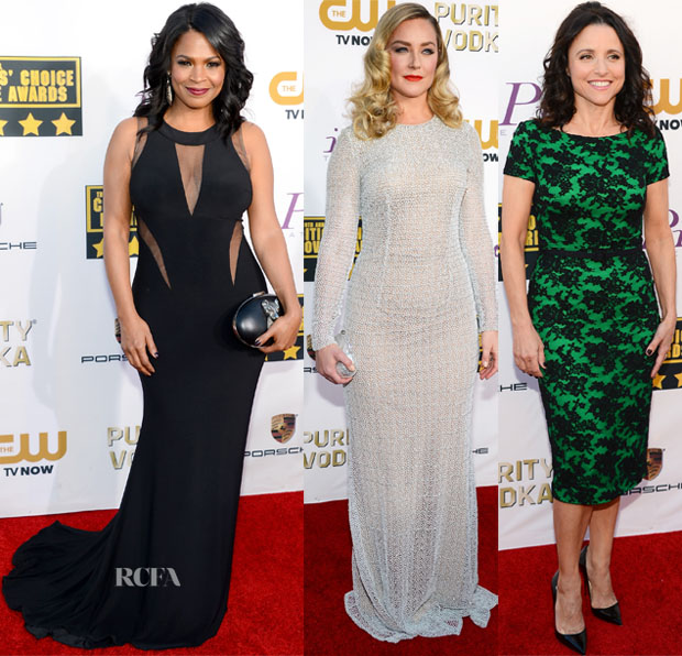 2014 Critics' Choice Movie Awards Red Carpet Roundup 2