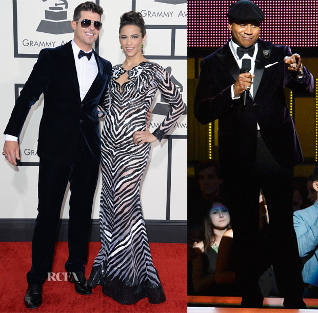 2014 Grammy Awards Menswear Roundup 2