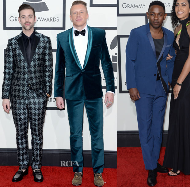 2014 Grammy Awards Menswear Roundup 4