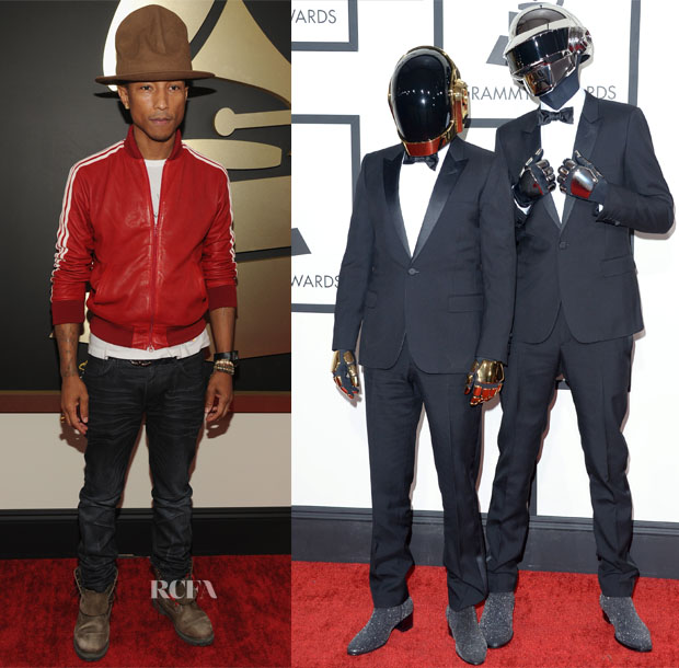 2014 Grammy Awards Menswear Roundup