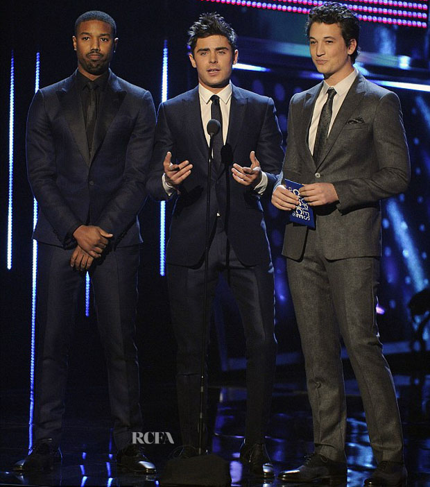 2014 People's Choice Awards Menswear Roundup 2