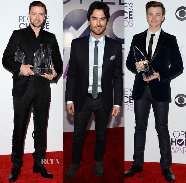 2014 People's Choice Awards Menswear Roundup
