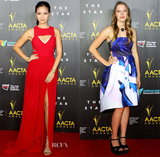 3rd Annual AACTA Awards Red Carpet Roundup2