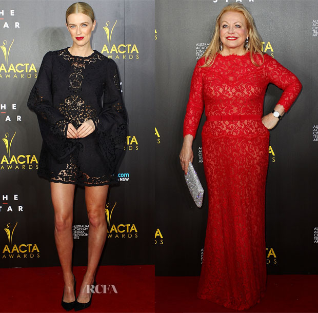 3rd Annual AACTA Awards Red Carpet Roundup3