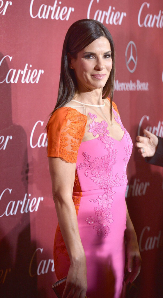 Sandra Bullock in Alex Perry