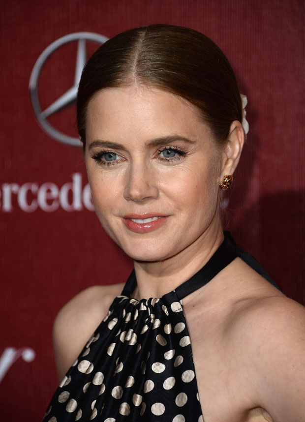 Amy Adams in Juan Carlos Obando