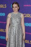 Lena Dunham in Rochas