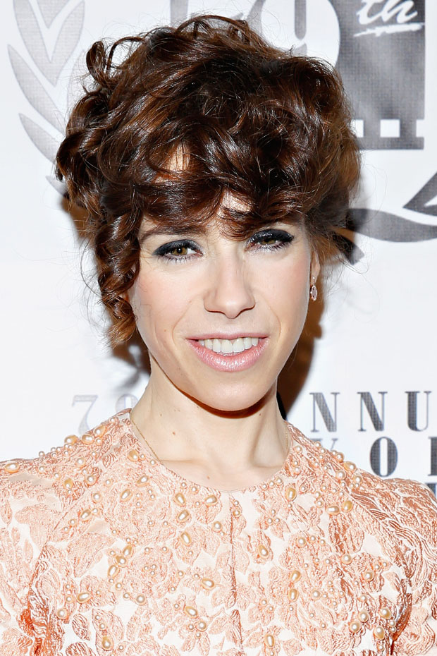 Sally Hawkins in Emilia Wickstead