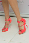 Alesha Dixon's Sophia Webster shoes