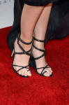 Leslie Bibb's shoes