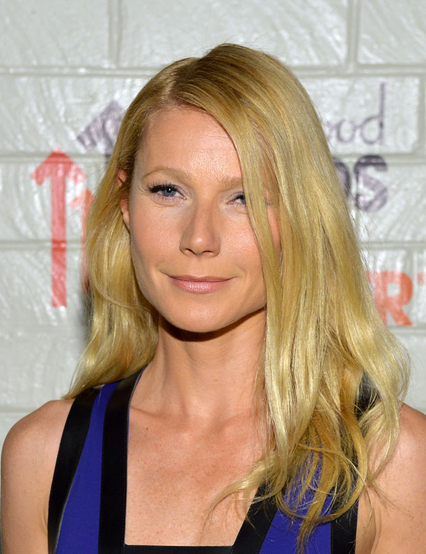 Gwyneth Paltrow in David Koma