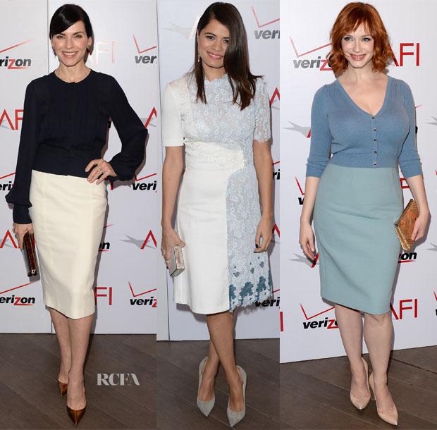 AFI Awards 2014 Red Carpet Roundup