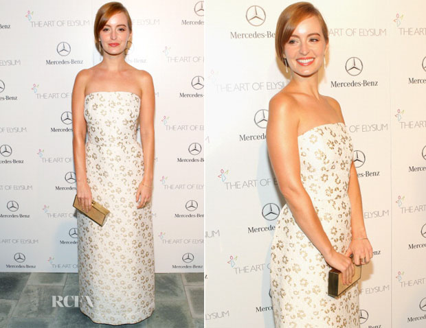 Ahna O'Reilly In Osman - Art of Elysium Heaven Gala