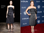 Ahna O'Reilly In Thakoon - InStyle and Warner Brothers Golden Globes Awards Party