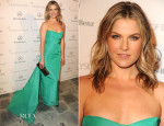 Ali Larter In Monique Lhuillier - Art of Elysium Heaven Gala