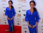 Alicia Vikander In Roksanda Ilincic - Guldbaggen Awards