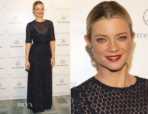 Amy Smart - Art of Elysium Heaven Gala