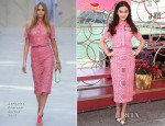 Angelababy In Burberry Prorsum - Chinese New Year Celebration Event
