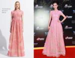 Angelababy In Valentino - Sina Weibo Awards