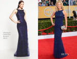 Anna Gunn In Monique Lhuillier - 2014 SAG Awards