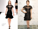 Anna Kendrick In J. Mendel - Art of Elysium Heaven Gala