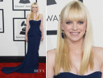 Anna Faris In Fitriani - 2014 Grammy Awards