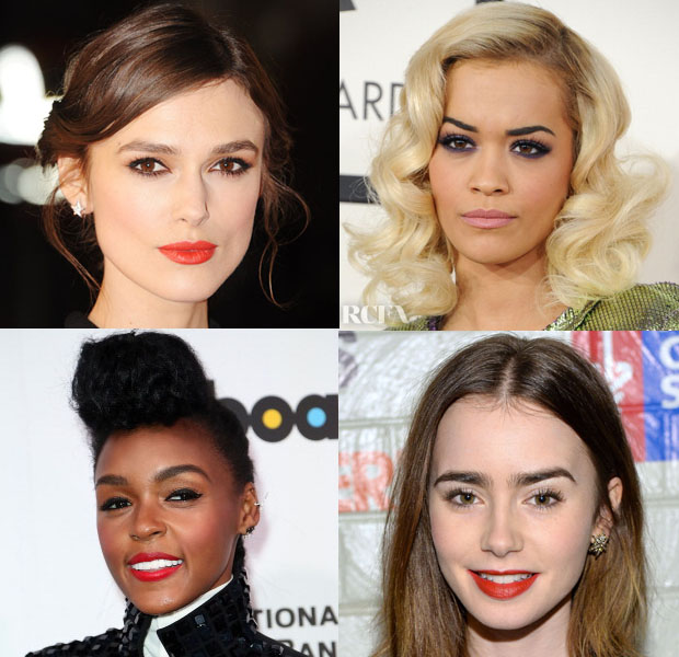 Beauty Trend Spotting Bold Brows